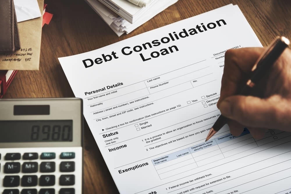 Getting Debt Consolidation Loans For a Debt Free Life
