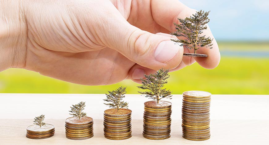 Investment funds Plan: Stages of Saving Money